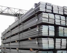 圖為熱軋鋼板產品