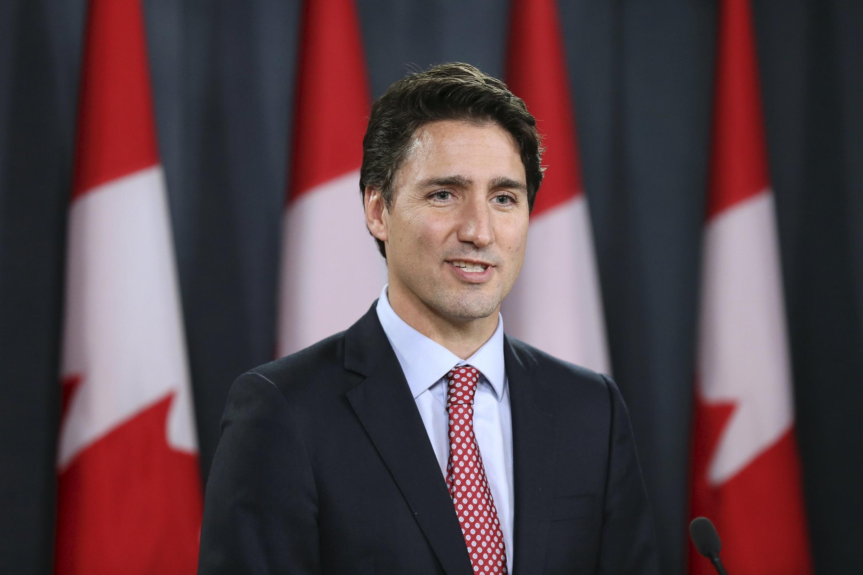 លោក Justin Trudeau នាយករដ្ឋមន្ត្រីកាណាដា
