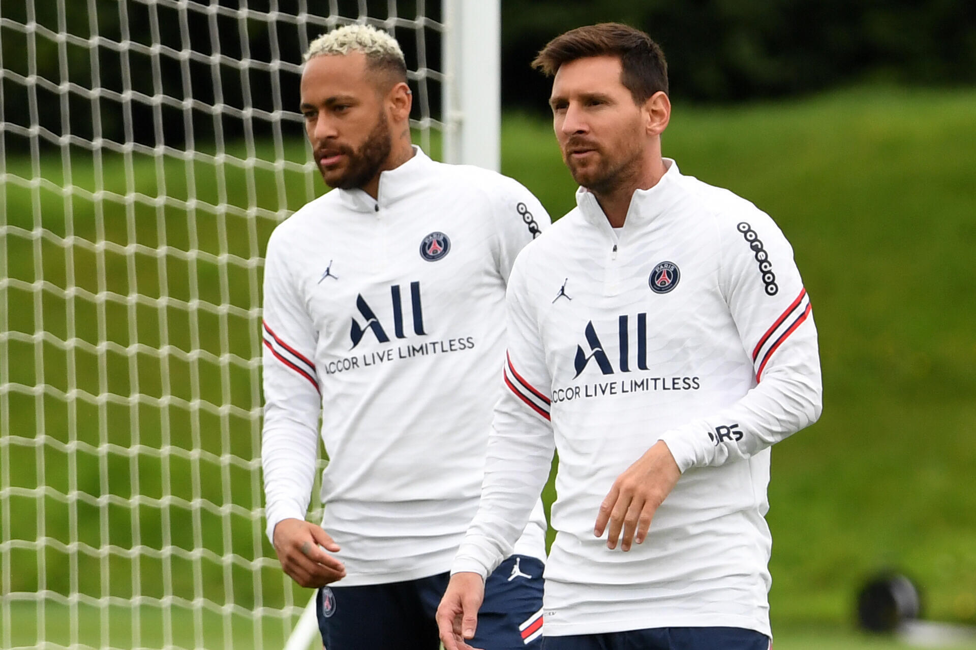 Lionel Messi and Neymar will play against eachother in September in a World Cup qualifier