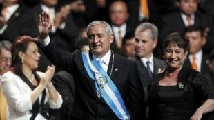 Entre muitos desafios, Otto Pérez terá que combater a fome e a violência do narcotráfico