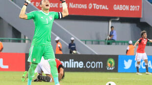 Essam El Hadary has not conceded a goal in four games at the 2017 Cup of Nations.