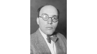 Portrait de Kurt Weill, 1932.