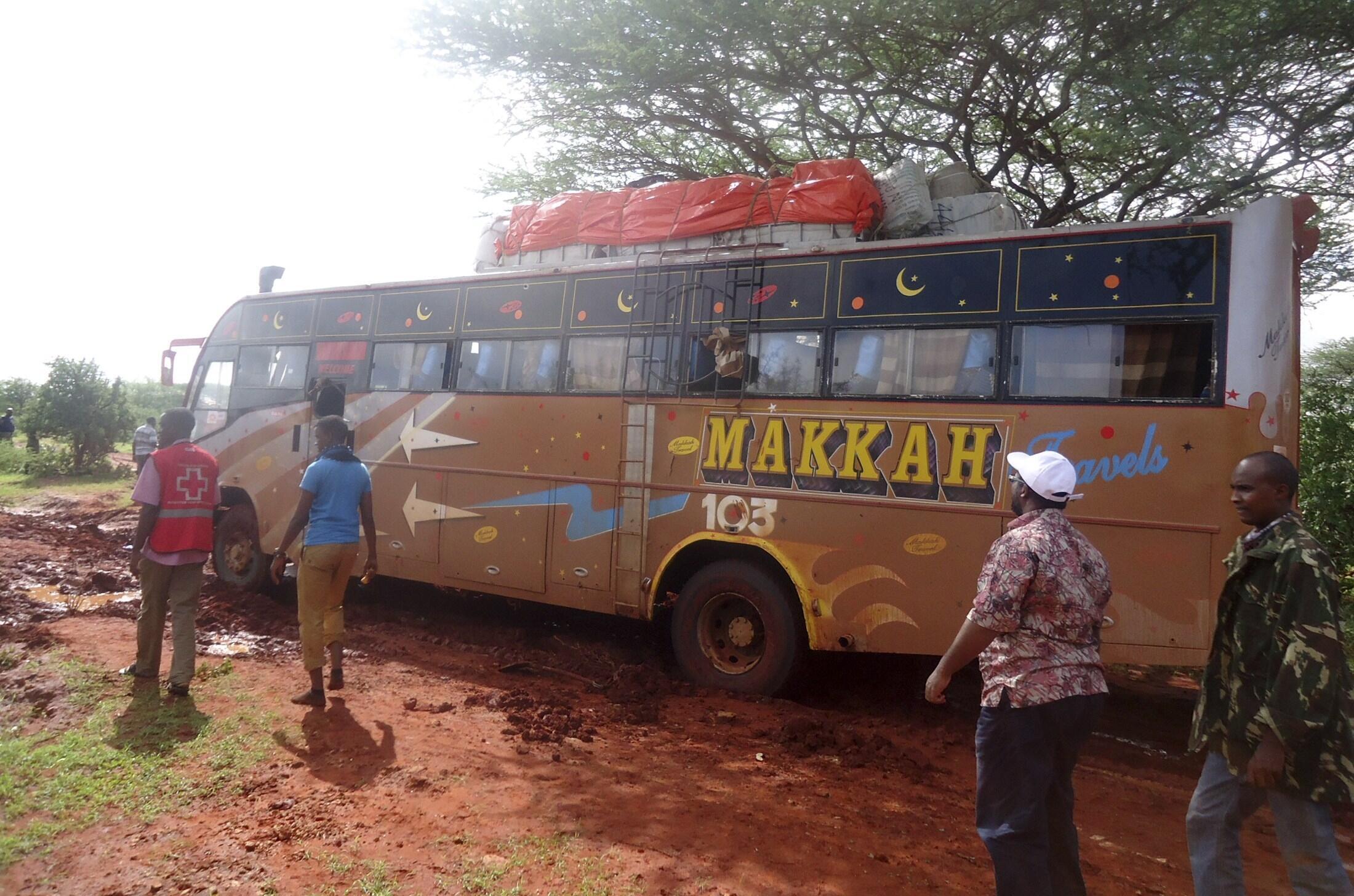 Shambulizi lililolenga gari ya abiria kaunti ya Mandera Kenya na kuua zaidi ya watu 20