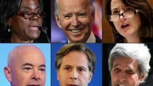 États-Unis- nouveau gouvernement - Joe Biden