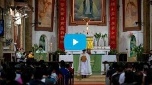 梵蒂岡與中國於9月24日簽署主教任命臨時協議