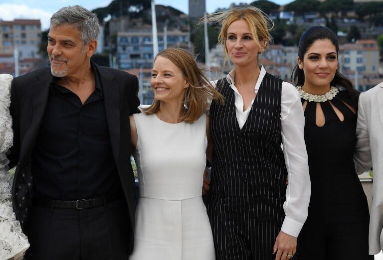 Jodie Foster dirige George Clooney e Julia Roberts no filme Money Monster