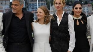 Jodie Foster dirige George Clooney e Julia Roberts no filme Money Monster