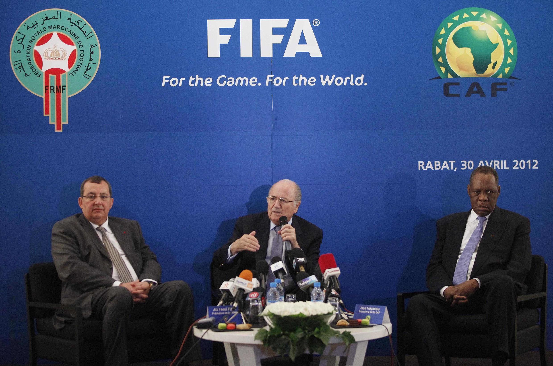 ФИФА в Рабате, 20 апреля 2012 года