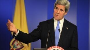 O secretário de Estado americano John Kerry chega ao Brasil nesta terça-feira, 13 de agosto de 2013.