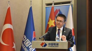 中國電建歐亞區域總部總經理熊立新