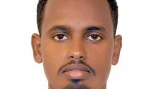 Moustapha Abdourahman Houssein, journaliste à la «Voix de Djibouti».