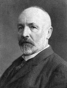 Nhà toán học Georg Ferdinand Ludwig Philipp Cantor - Người chinh phục cái vô tận