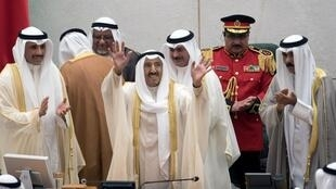 شیخ صباح احمد صباح، امیر کویت