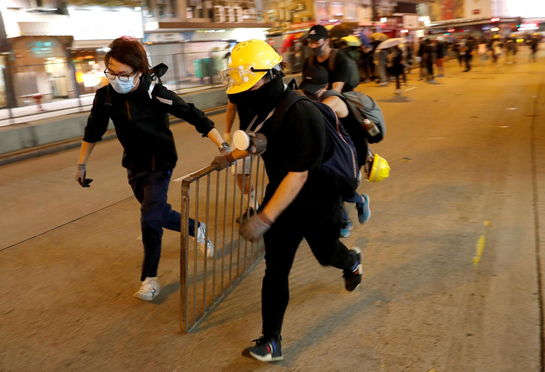 Bất chấp mọi đe dọa, biểu tình chống luật dẫn độ tiếp tục diễn ra tại Hồng Kông ngày 03/08/2019.