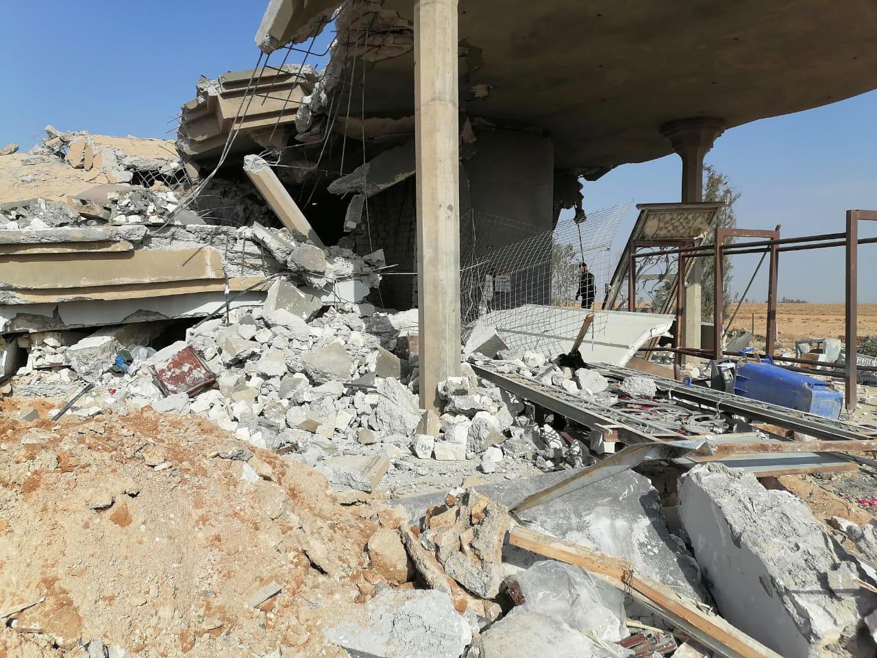 Des raids américains ont été menés près d'al-Qaïm, localité frontalière de la Syrie, contre les brigades du Hezbollah qui combattent aux côtés du régime de Bachar al-Assad.