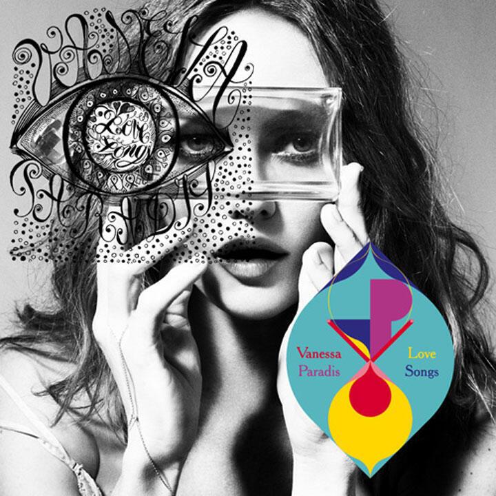 """Альбом Ванессы Паради """"Love songs"""" (2013)"""