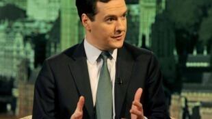 Le ministre de l'Economie George Osborne était invité de BBC ce dimanche 18 mars 2012.