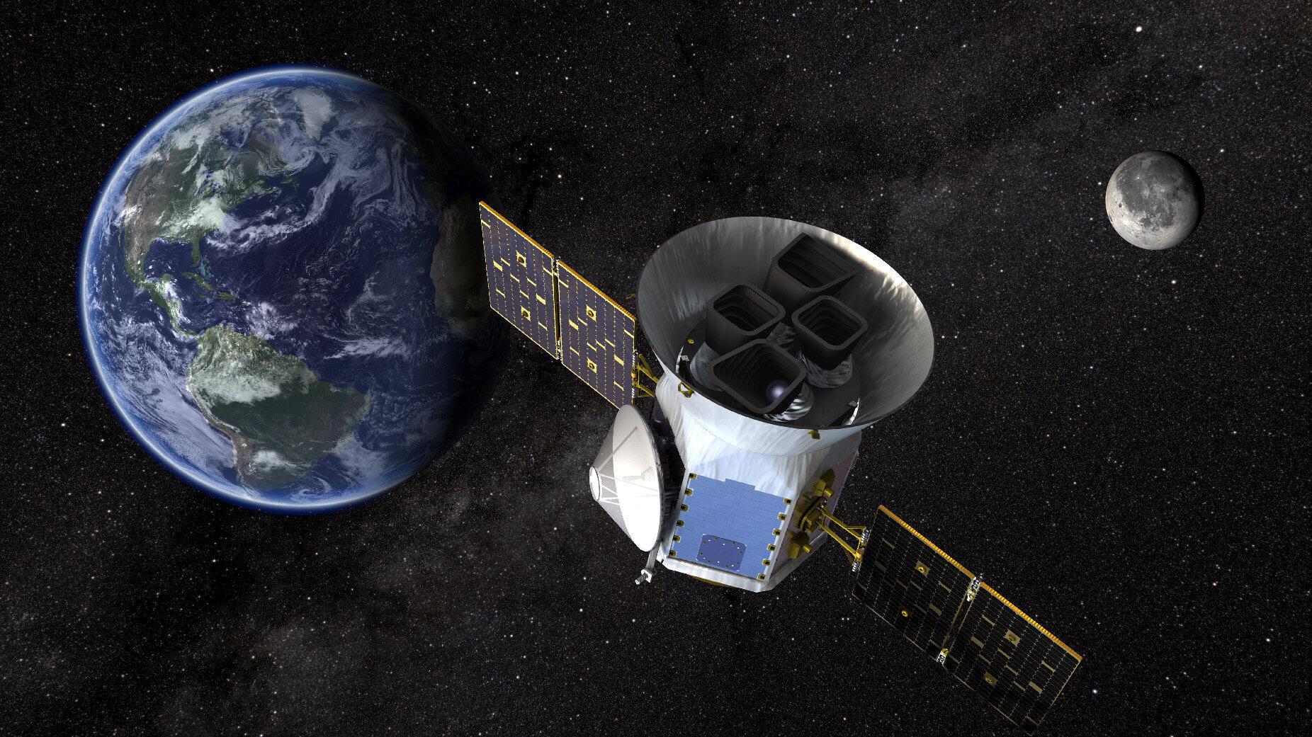 """هدف از ماموریت ماهواره """"تس"""" تهیه مجموعهای از اطلاعات است که سایر تلسکوپهای قدرتمند میتوانند آنها را برای درک بهتر رصد کنند."""