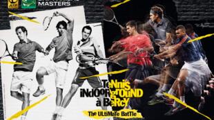 Affiche Masters 1000 de Paris-Bercy.