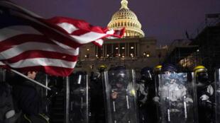USA - Capitol - Police AP21008835742229