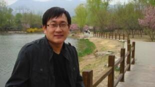 维权律师王全璋。拍摄年代不详。