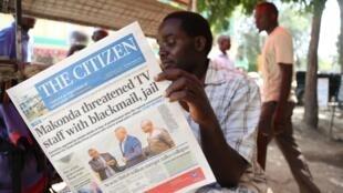 Le ministre de l'Information avait critiqué l'intrusion musclée du gouverneur de Dar es Salaam dans les studios d'une radio-télévision privée.