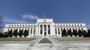 Los dirigentes de la Reserva Federal no han dado muestras de dar marcha atrás en su política de tolerar el aumento de la inflación para maximizar el empleo a medida que la economía estadounidense se recupera