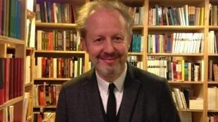 O historiador Yves Léonard, especialista da História de Portugal.