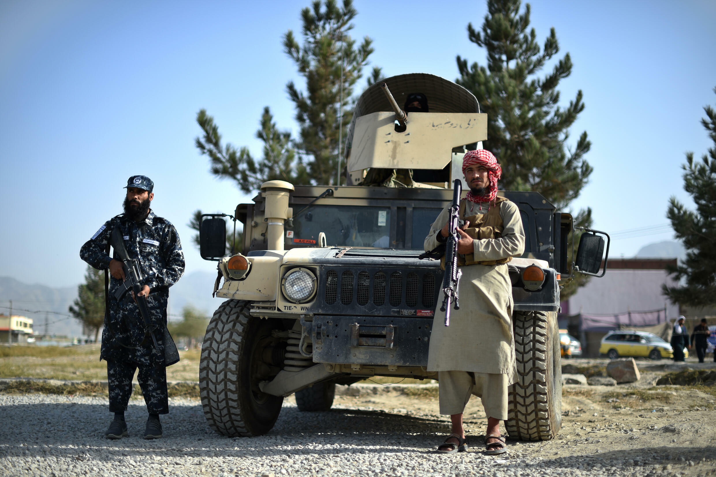 The Taliban promised stability in war-torn Afghanistan but their rule could be destabilised by IS-K