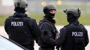 Cảnh sát Đức đang được báo động về nguy cơ khủng bố rất cao.