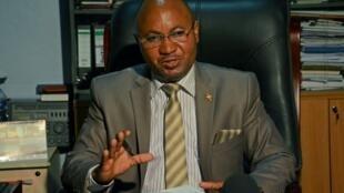 Alain-Guillaume Bunyoni (ici en 2016) était pressenti depuis des mois au poste de Premier ministre.