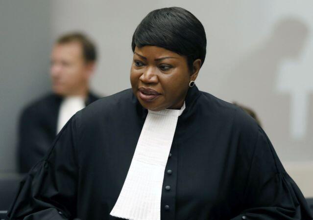Babbar mai gabatar karar kotun duniya ta ICC Fatou Bensouda