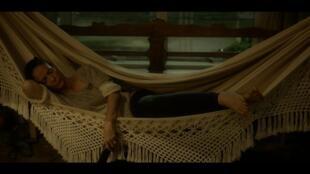 Sonia Braga em cena de Aquarius, de Kleber Mendonça Filho.