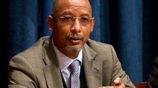 Ibrahim Assane Mayaki, secrétaire exécutif du Nepad.