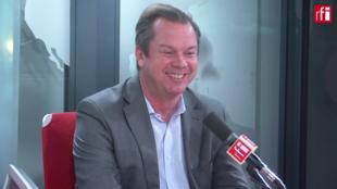 Jérôme Rivière sur RFI le 2 mai 2019.