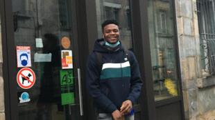 Laye Fodé Traoré - apprenti boulanger guinéen Besançon régularisé après menace d'explusion