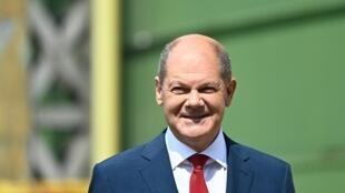 Olaf Scholz aura pour lourde tâche de faire remonter son parti dans les sondages, en vue des élections de 2021.