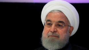 Shugaban Iran Hassan Rohani,