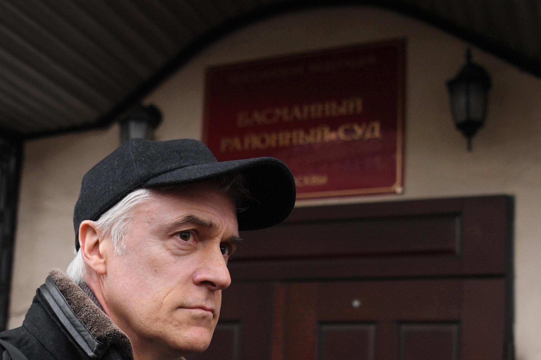 Основатель фонда Baring Vostok Майкл Калви (архивное фото)