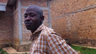 Hassan Ruvakuki est emprisonné depuis treize mois au Burundi.
