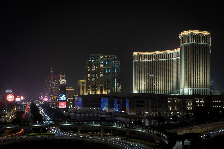 Image d'archive: Macao: les casinos rouvrent jeudi (le 20.02.2020) après avoir été fermés pendant deux semaines en raison de l'épidémie de coronavirus.