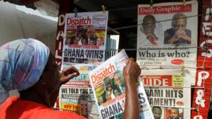 La Commission électorale se laisse jusqu'à dimanche pour proclamer les résultats de l'élection présidentielle de mercredi.