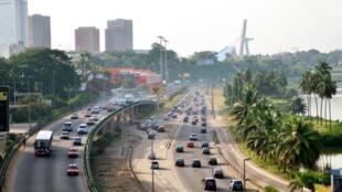Abidjan na kasar Cote d'Ivoire