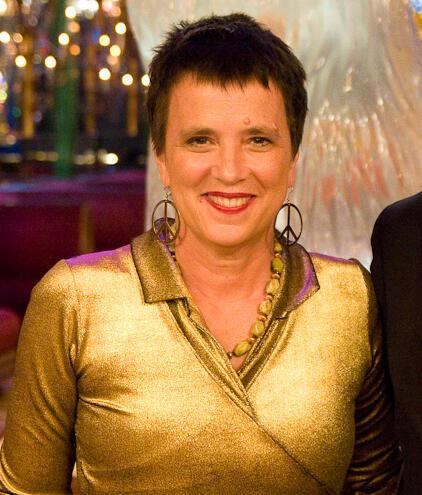 Eve Ensler.