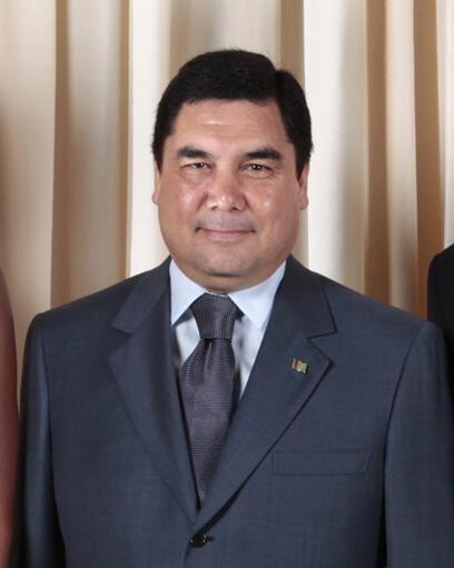 Туркменский президент Гурбангулы Бердымухамедов