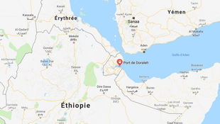 Bản đồ vùng Vịnh Persic