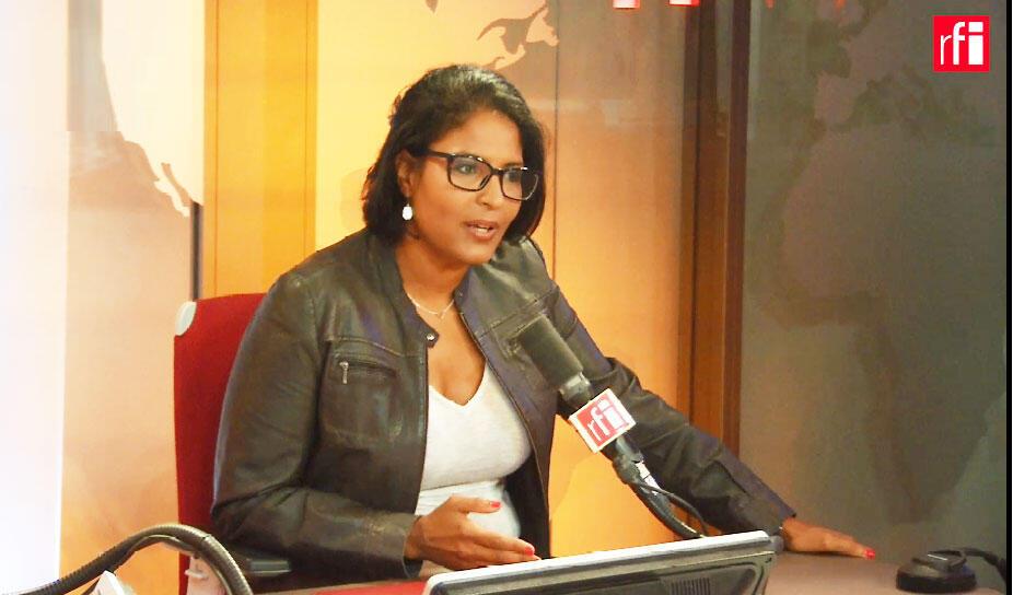 Yasmina Jaafar, communicatrice, fondatrice de laruchemedia.com.
