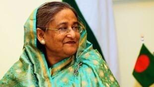 Премьер-министр Бангладеш Шейха Хасина.