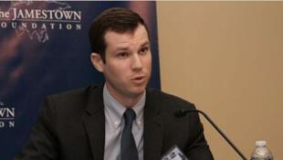 Jacob Zenn, chercheur à la Jamestown Foundation