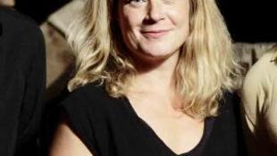 Nanette Jacomijn Snoep, responsable des collections Histoire du musée du Quai Branly.